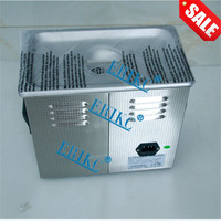ERIKC Diesel Injector Cleaning Machine 110V, 3L Fuel Injection Ultrasonic Cleaning System Tool E1024014