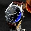 YAZOLE мужские и женские кварцевые часы Blue-ray водонепроницаемые парные часы светящиеся указки календарь бутик бизнес наручные часы YD310