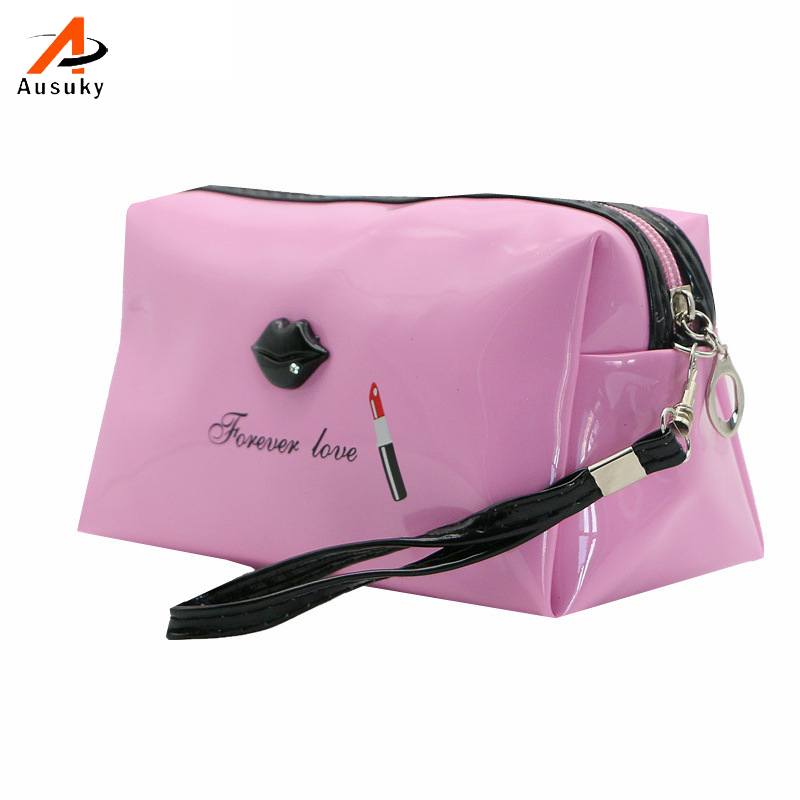 New Design Women Portable Cosmetic Bag Travel Cosmetics Bag Trousse De Maquillage Necessaire Female Toiletry Kits Bolsas Femini