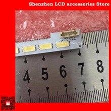 """2 قطعة/الوحدة 46 """"LTA460HQ18 LJ64 03471A LED الخلفية شريط 2012SGS46 7030L 64 REV1.0 57 سنتيمتر الاصل ضمان الجودة 100% يمكن استخدامها"""