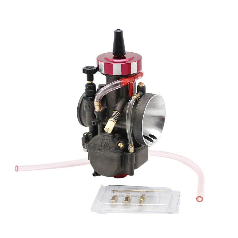 ZS Racing Universele Nieuwe Carburateur Motorfiets 28 30 32 34mm Pwk - Motoraccessoires en onderdelen - Foto 2