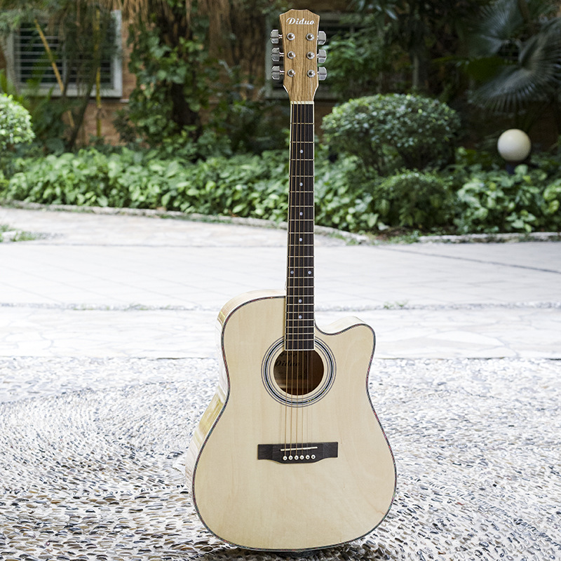 41 Inch Folk Guitar Acoustic Guitar Exquisite Workmanship Gorgeous Appearance Suitable For All Beginners Learning 2017 new summer breathable men casual shoes autumn fashion men trainers shoes men s lace up zapatillas deportivas 36 45
