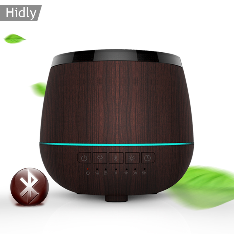 Bluetooth Speaker Aromatherapy Essential Oil Diffuser