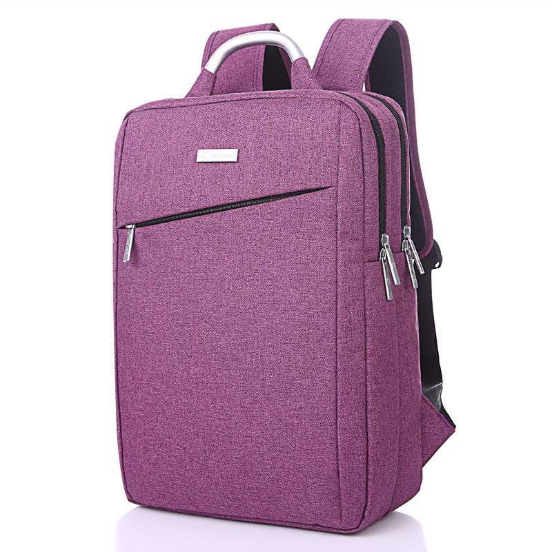 Casual shoulders bag business computer backpack male students travel backpack female school laptop backpack knapack back pack ly12014the new leisure backpack hiking backpack shoulders laptop bag male or female capacity students bag fashion women backpack