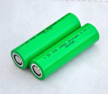 20%OFF 2PCS UNITEK 3.7v ICR 18650 li-ion battery 3000mah rechargeable lithium cell for led flashlight torch and DIY powerbank