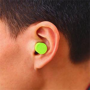1 пара Мягкая пена ухо Вилки Путешествия сна шумоизоляция наушники с шумоподавлением для путешествий сна