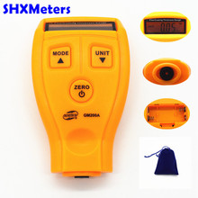 Original New GM200A Digital LCD Coating Thickness Gauge Car Paint Thickness Meter Auto Car thickness tester Diagnostic Tool