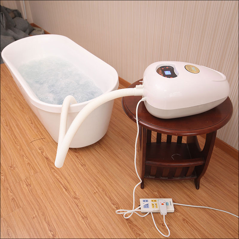 Hydrotherapy Bubble Spa Machine Massaging Bubbles for Relaxing ...
