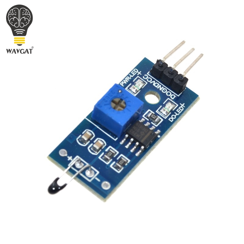 Thermistor Temperature Sensor Module Thermal Sensor Module Thermal Sensors DO The Digital Output/temperature Control Switch