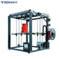 Tronxy Upgraded X5SA CoreXY 3D Printer DIY Kit Large Printing Size 330*330mm 3D Continuation Print Power FDM 3D Drucker 3D Printers     -