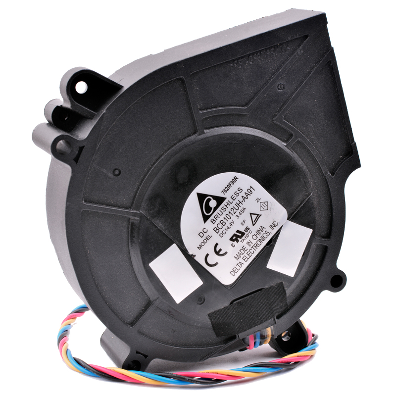 Brand new original Delta BCB1012UH AA91 97x94x25mm 9725 DC14 4V 3 45A Centrifugal turbine blower cooling