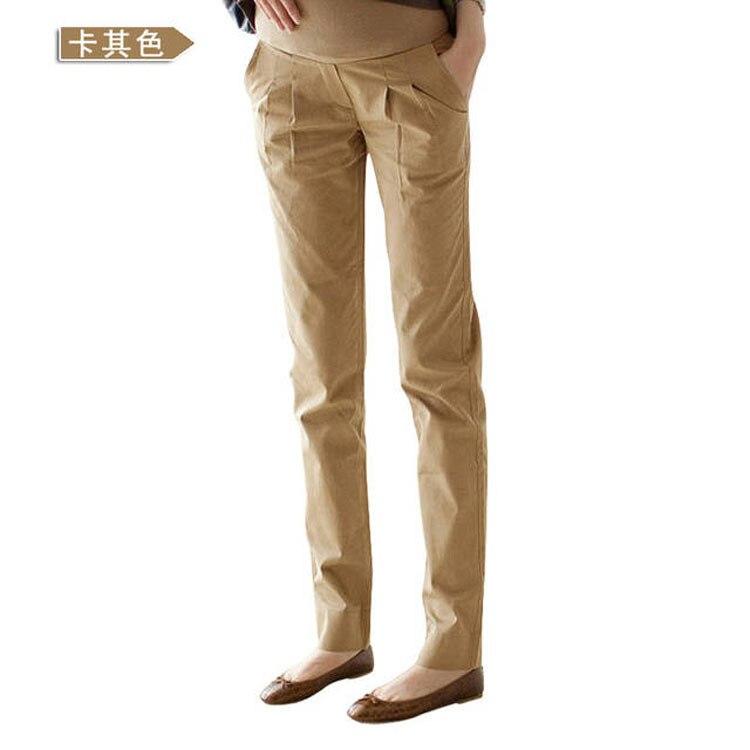 7a0c58a3d 2 color Maternidad Pantalones para mujeres embarazadas Maternidad ...