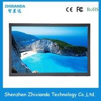 Zhixianda 17 3 Inch HDMI Hd LCD Monitor Metal Monitor Input HDMI BNC VGA AV USB