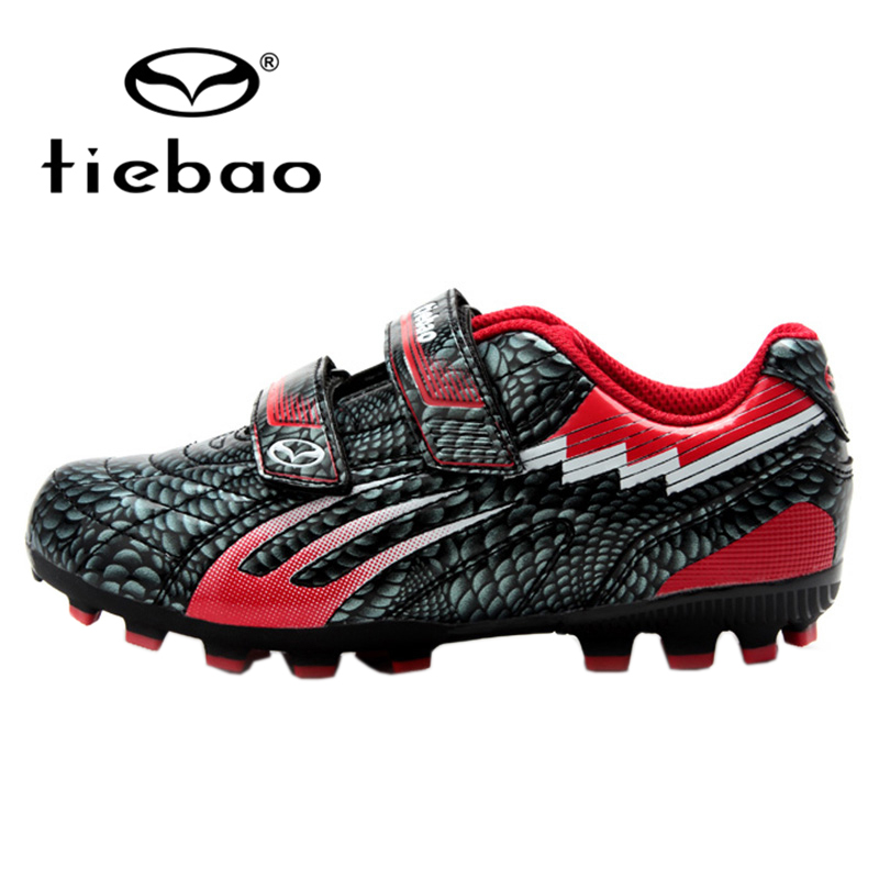 df53555cd5b TIEBAO Professional Boys FG   HG   AG Soled Training Football Boots ...