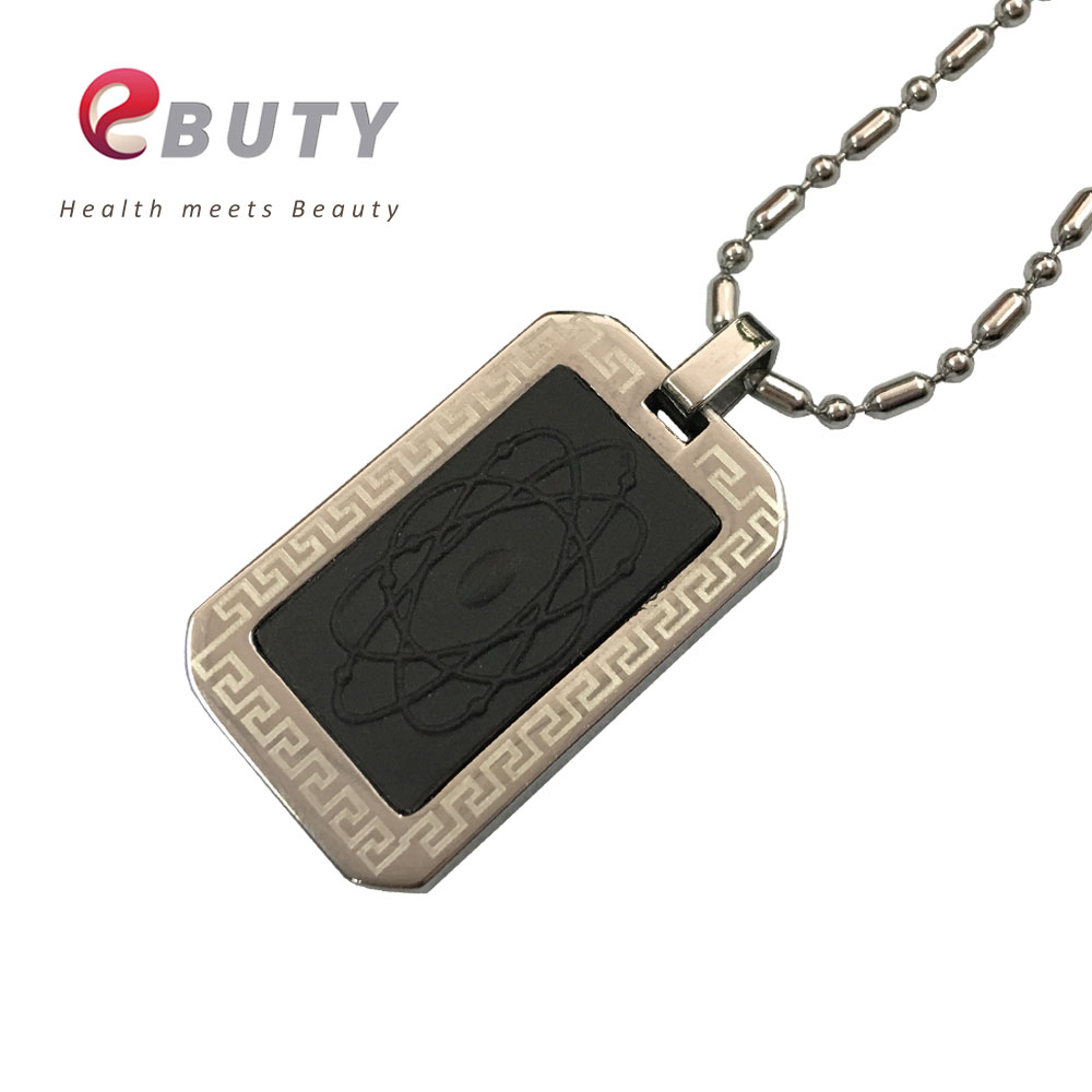 Ebuty quantum pendant japan technology bio scalar energy pendants ebuty quantum pendant japan technology bio scalar energy pendants charms with stainless steel chain crystal gift box in pendants from jewelry mozeypictures Images