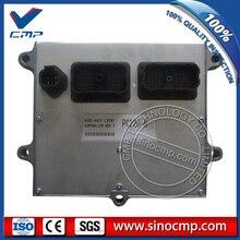 ECM 600-467-1200 Excavator Control Panel Controller for Komatsu PC270-8 ECU, 1 year warranty