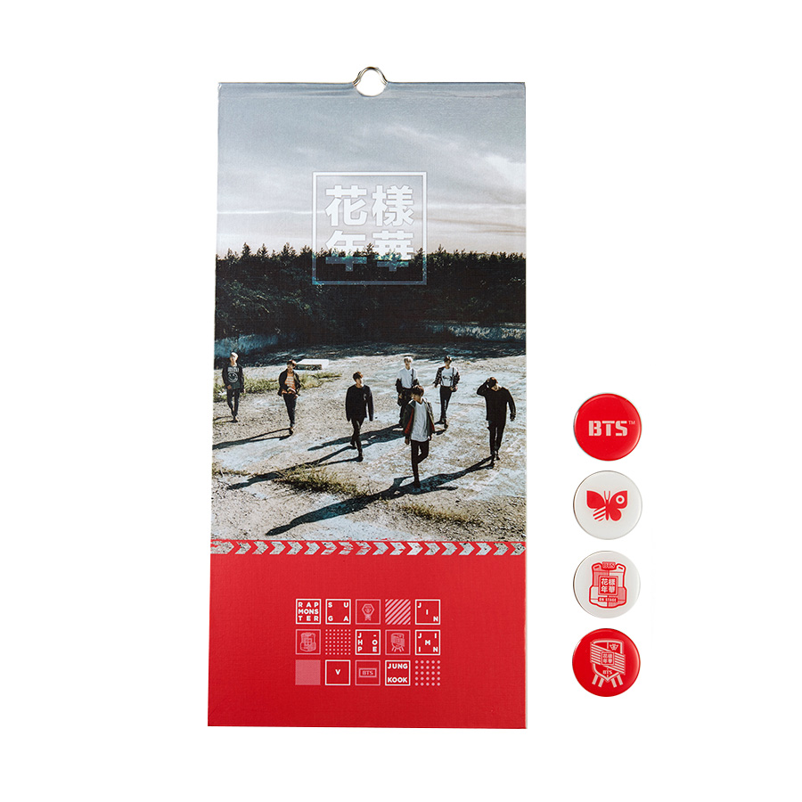 ФОТО OFFICIAL BTS MAGNET MEMO PAD IN THE MOOD FOR LOVE ON STAGE