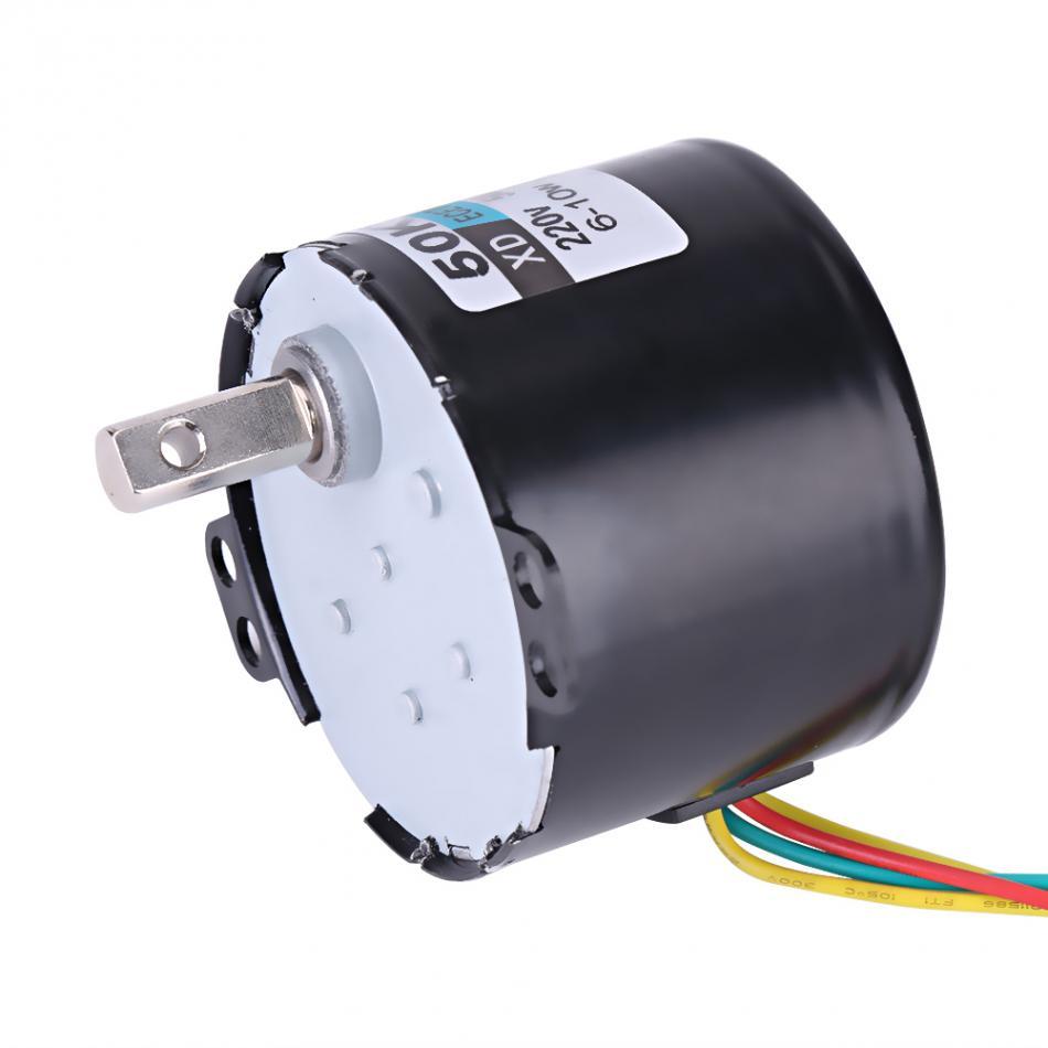 AC 220 v Motor Síncrono CW CCW 2.5 rpm rpm 20 para Escolher