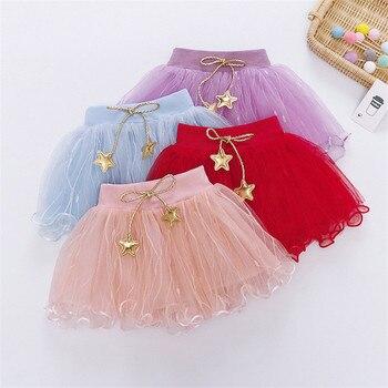 619153fee Verano algodón bebé niña ropa Rosa tutú falda niños princesa niñas falda  vestido de baile ...