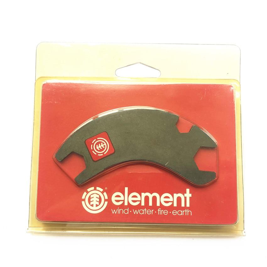 ELEMENT Skateboard Tools Steel Tool For Skate Board Installation 3 Sizes Sockets Skate Tools 1/2