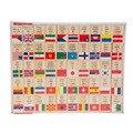 100 шт./упак. различной страны домино игрушки развивающие игрушки аутентичные стандартный деревянные игрушки оптовая продажа