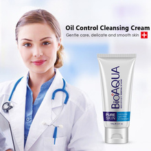 Facial Cleanser Exfoliator Exfoliating Moisturizing Whitening Brightening Peeling Gel Face Scrub Removal