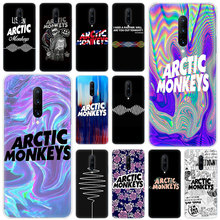 Hot ARCTIC MONKEYS Soft Silicone Fashion Transparent Case For OnePlus 7 Pro 5G 6 6T 5 5T 3 3T TPU Cover