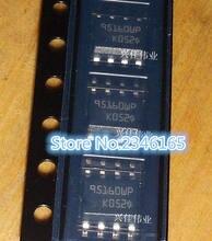 10 шт M95160-WMN6 SOP-8 M95160 95160WP 95160 M95160-WMN6TP