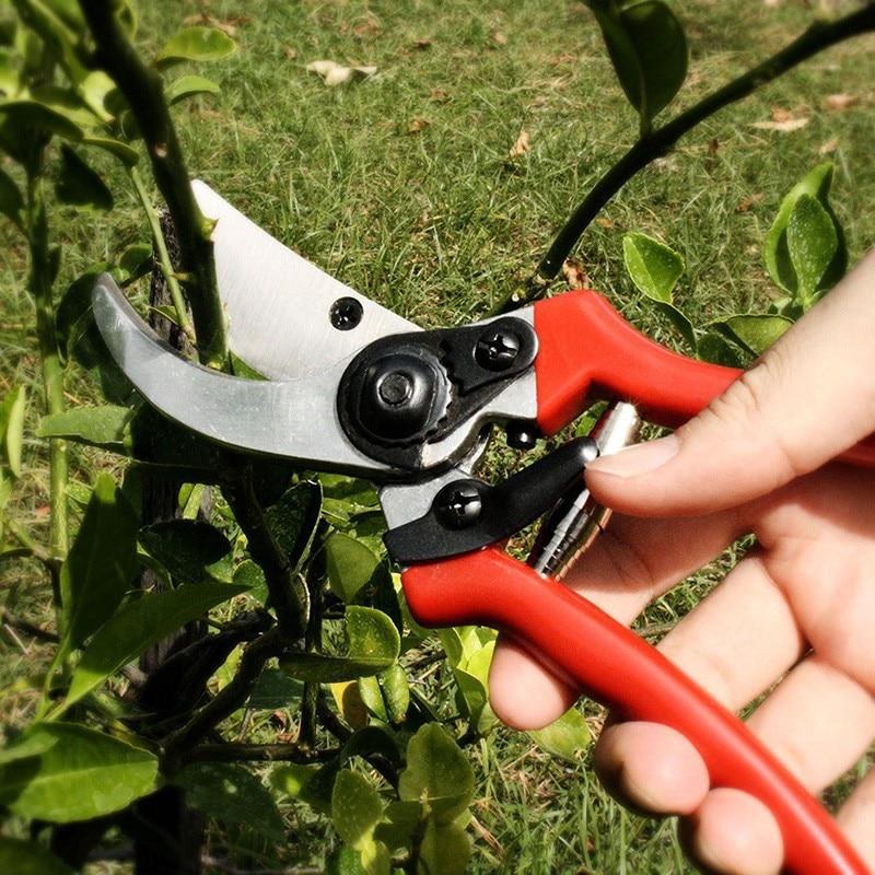 Fruit Tree Garden Tools Tree Pruner Shears Scissor Grafting Cutting Tool + 2 Blade Garden Set Cutting Kit TH4 blist package