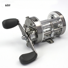 Professional Spinning Fishing Reel Freshwater Saltwater Baitcasting For Big Fish Sea Fishing Boat Metal Trolling Fly Drum Wheel