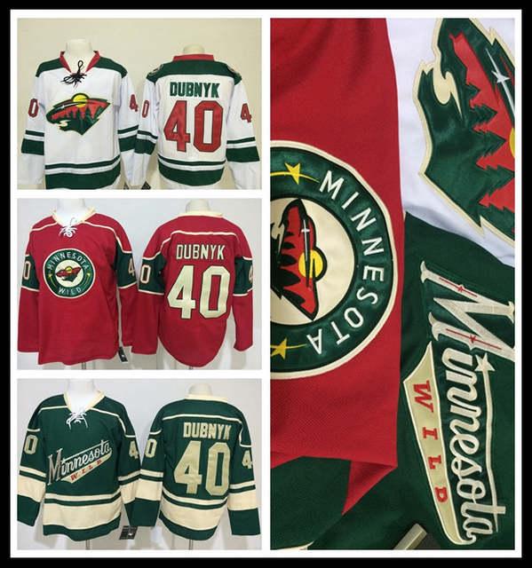 info for b9bd2 50ca3 Devan Dubnyk Jersey Cheap Minnesota Wild Jersey Dubnyk ...