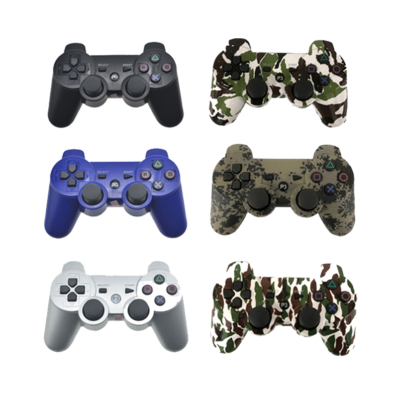 Bluetooth Controller For SONY PS3 Gamepad For Play Station 3 Wireless Joystick For Sony Playstation 3 PC SIXAXIS Controle цена