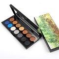 MISS ROSE 14-Color Shimmer Eyeshadow 7001-047MT