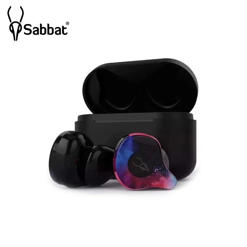 Sabbat X12 Pro TWS sans fil Bluetooth écouteurs écouteurs casque Binaural stéréo mains libres Mini écouteurs intra-auriculaires avec bac de chargement