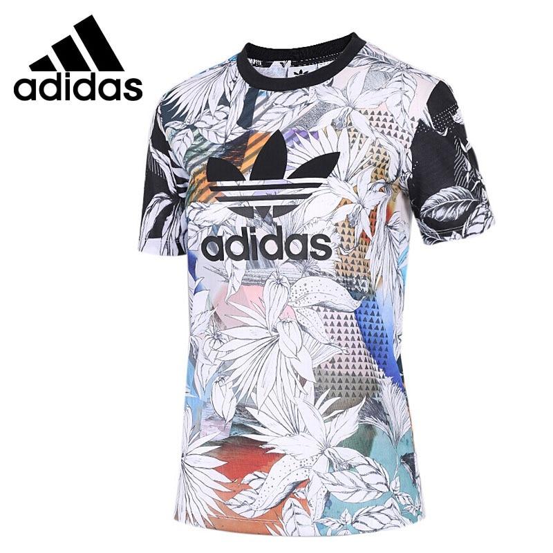Original New Arrival 2018 Adidas Originals FARM TEE Women's T-shirts short sleeve Sportswear original new arrival 2017 adidas neo label m sw tee men s t shirts short sleeve sportswear