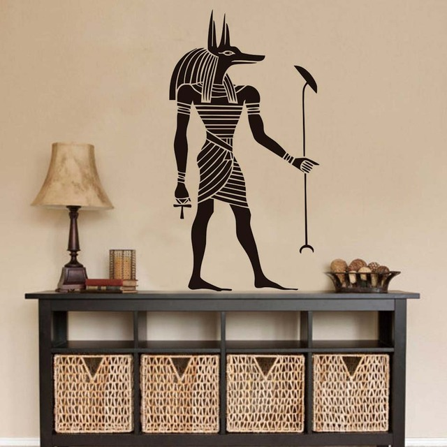 Background DIY Removable Adhesive Vinyl Wall Art Decal Black ...