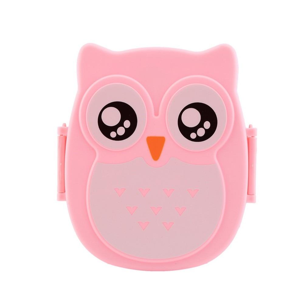 Cartoon Owl Lunch Box kitchen tools