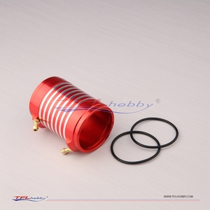 Image 2 - TFL Genuine Parts! Original SSS Aluminium  Water Cooling Jackets for 4082 motor  for RC Electric  Boat