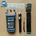 2 В 1 FTTH Волоконно-Оптический Набор Инструментов King-60S Измеритель Оптической Мощности-70 до + 10dBm 20 МВт Визуальный Дефектоскоп Волоконно-оптический тест пера