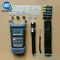 2 In 1 FTTH Fiber Optic Tool Kit King-60S Optical Power Meter -70 to +10dBm and 20mW Visual Fault Locator Fiber optic test pen