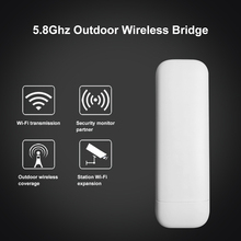 3KM Access Point Router WiFi CPE Wireless Repeater WiFi Bridge รองรับ WDS ไร้สายสะพาน CPE กลางแจ้ง WIFI Router 300 mbps