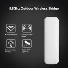 3KM Access Point Router Wifi CPE Wireless Repeater Wifi Brücke Unterstützung WDS Wireless Outdoor CPE Brücke WIFI Router 300 mbps