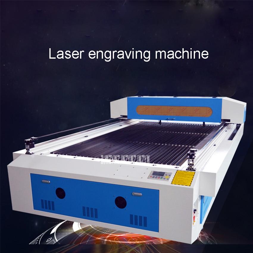 110 В/220 В 1325 150 Вт лазерной гравировки акрил древесина кожа резки рекламы лазерной маркировки машины 1300*2500 мм