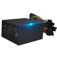 Professional 1800W Max Mining Machine Power Supply For ATX For Gold Mining For ETH For BTC For Ethereum Support Up To 6 GPU