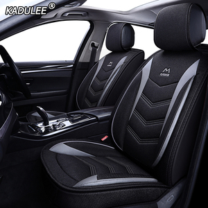 Image 5 - Kadulee Vlas Auto Bekleding Voor Lada Granta Vesta Priora Kalian Largus Xray Niva Protector Auto accessoires Automobiles Zetels