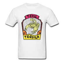 a700cfa8 Beer Toxic Tequila T-Shirt Funny Pattern Pure Philippines Luxury Shirts New Design  T Shirt