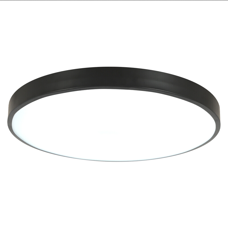 Round Slim LED Ceiling Lights Modern Lamp Living Room Lighting Fixture Bedroom Kitchen ceiling down light 12w18w24w36w vemma acrylic minimalist modern led ceiling lamps kitchen bathroom bedroom balcony corridor lamp lighting study