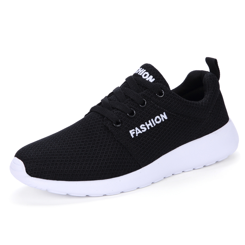 New 2017 Fashion Comfortable Flats Women Trainers Woman Shoes Casual Outdoor Walking Shoes Female Flats For