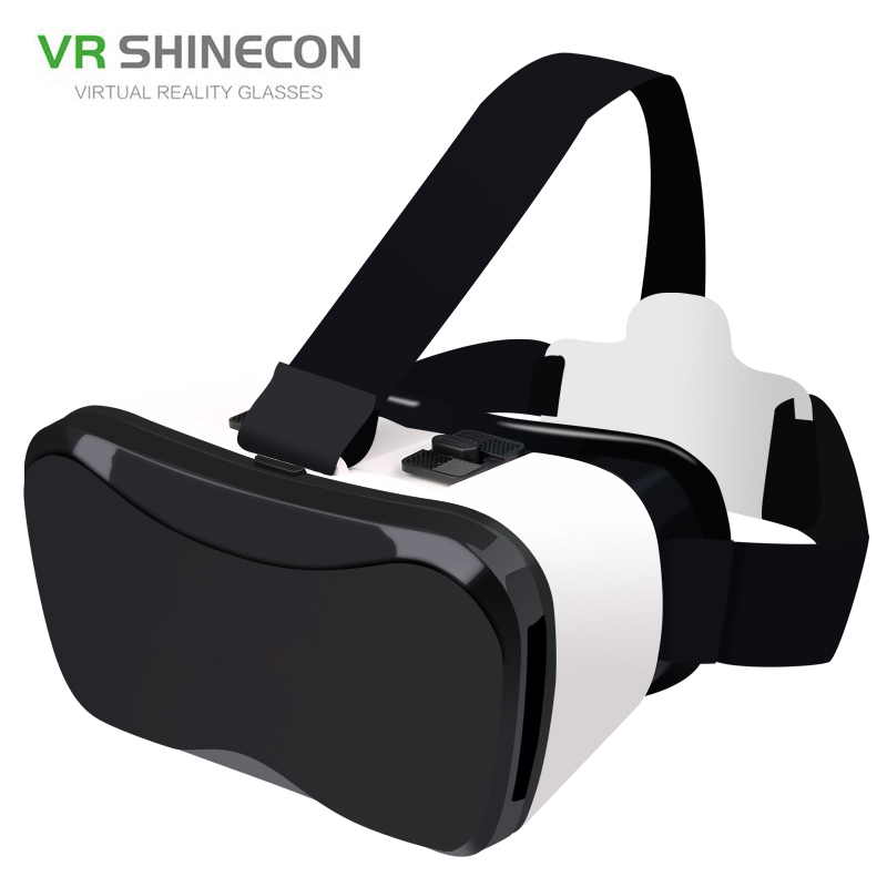 Wholesale Light Portable Best Selling Virtual Reality  Glasses 3d Box For HD Movie and Game Smartphones