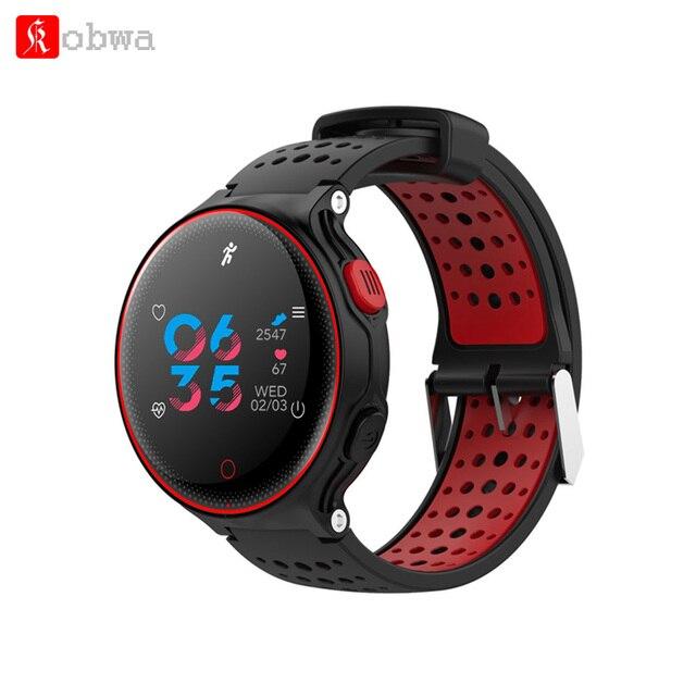 Kobwa X2 Plus Smart Bracelet Heart Rate Monitor Pedometer Sleep Tracker Band Fitness Wristband
